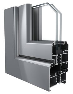 Ventana abatible DP60 A