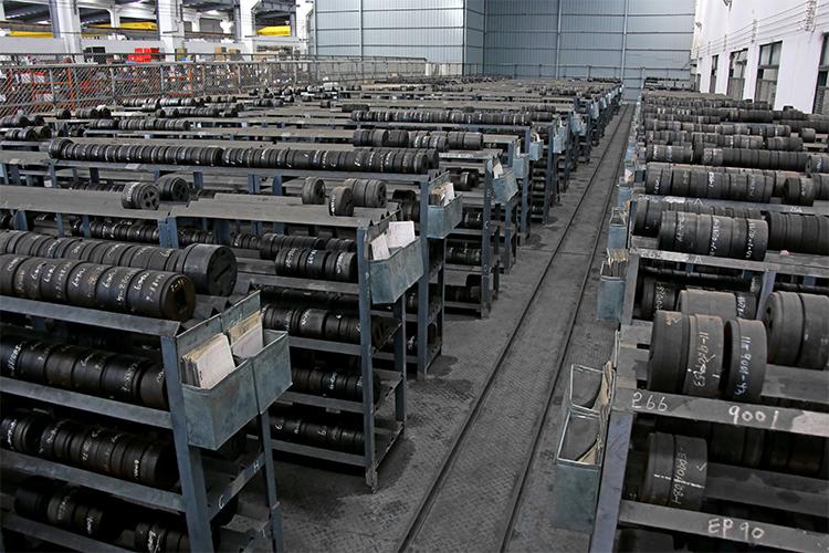 Perfiles de extrusión de aluminio molde